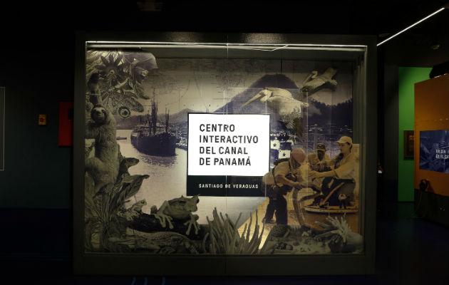 Canal de Panamá inaugura centro interactivo en la ciudad de Santiago