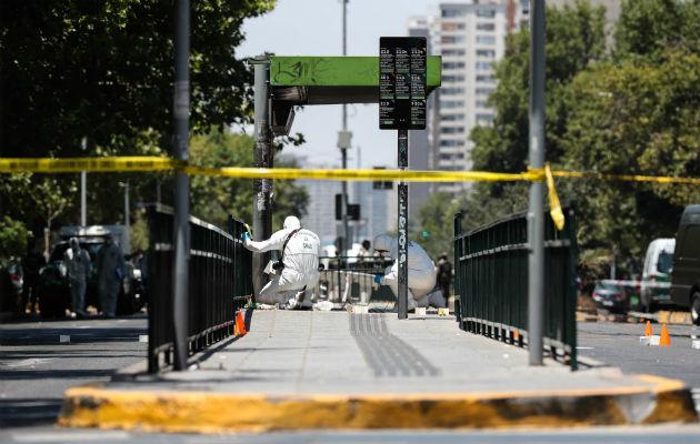 Chile: Atentado de ecoterroristas deja  cinco heridos y amenazas de nuevas explosiones