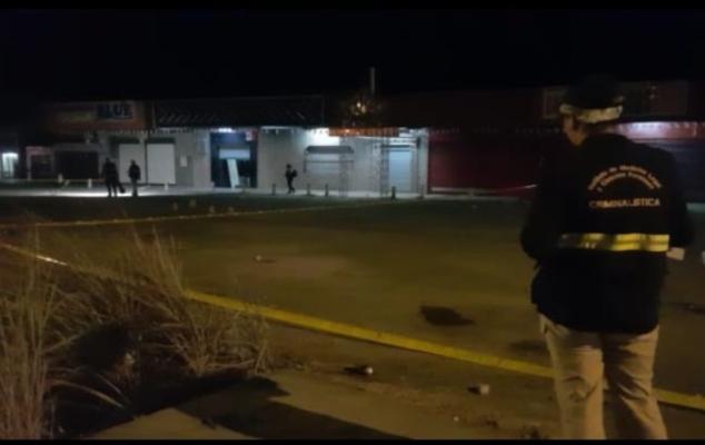 Dos muertos y nueve heridos en un intercambio de disparos en Chilibre