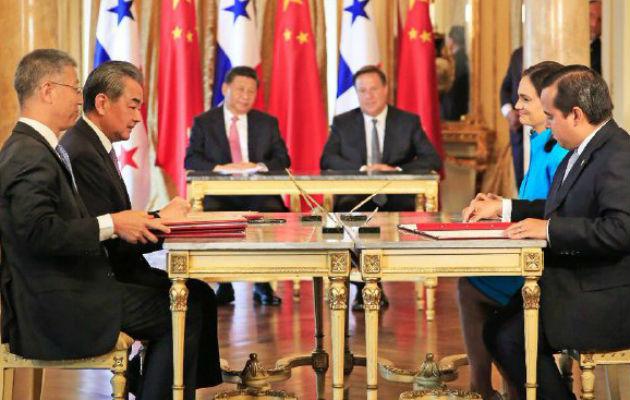 Panamá y la República Popular China sostendrán una quinta ronda de negociaciones