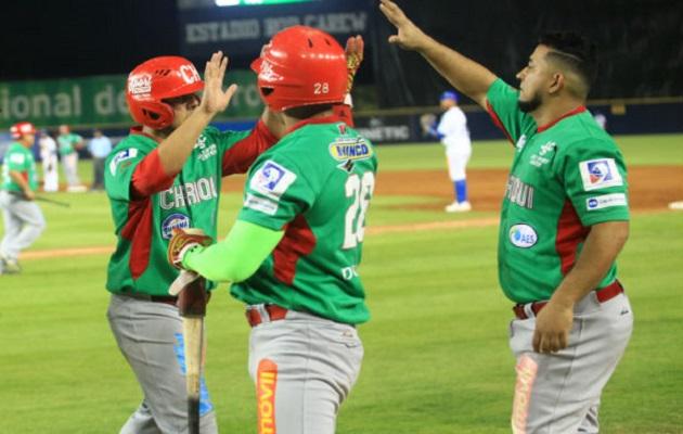 Chiriquí toma aire ante Herrera en la semifinal del torneo mayor