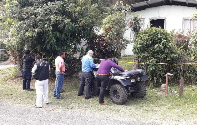 Se investiga la misteriosa muerte de anciana de 80 años en Boquete