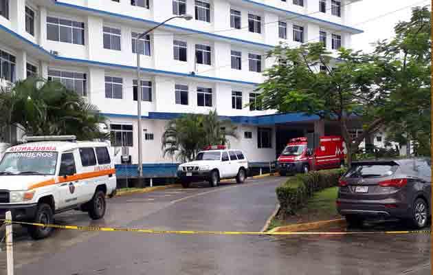 Apagón ocasiona daños en el hospital Rafael Hernández de Chiriquí