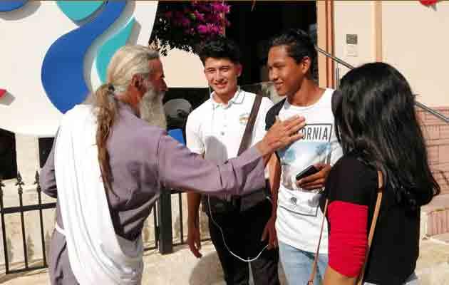El misionero brasileño Moisés está listo para la JMJ en Panamá
