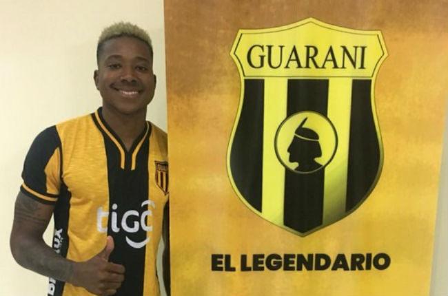 Ricardo Clarke jugará con el Guaraní en Paraguay