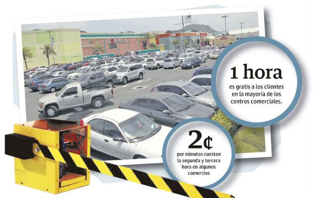 'Malls' podrían empezar a cobrar estacionamientos