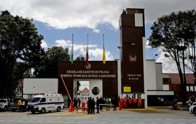 El Gobierno colombiano responsabiliza al ELN del atentado terrorista en Bogotá