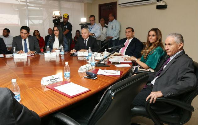 Recrudece lucha interna del PRD tras aprobación de Jorge González en Autoridad del Canal de Panamá
