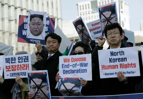 ONG surcoreana afirma haber localizado patíbulos y fosas comunes en Corea del Norte