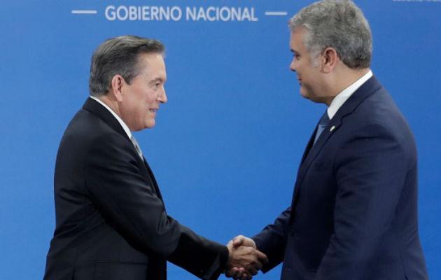 Cortizo le envía mensaje a su homólogo de Colombia por tema de aranceles