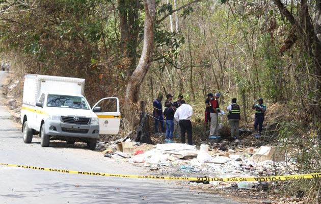 Siguen las investigaciones para dar con los asesinos de un taxista chorrerano