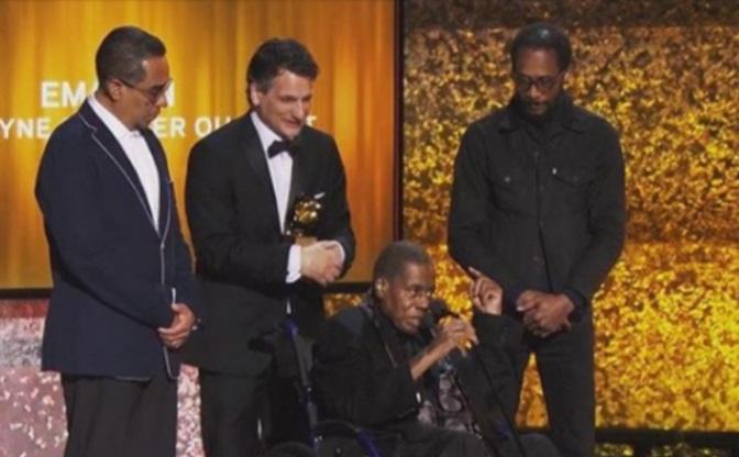 Danilo Pérez junto al cuarteto Wayne Shorter se llevan un Grammy