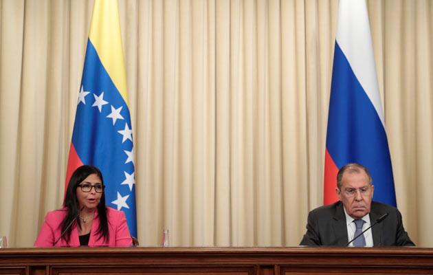 Rusia asegura que impedirá una intervención militar de EE.UU. a Venezuela