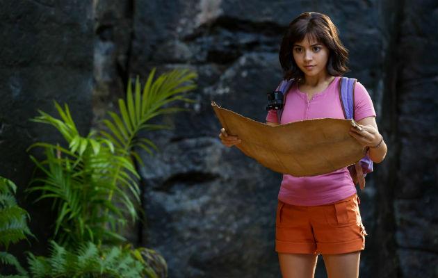 'Dora' no quiere ser otra película con errores culturales