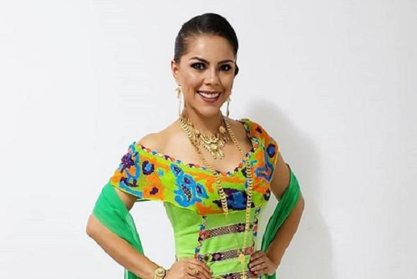 Doralis Mela 'La Tepesita' celebra su cumpleaños, ya son 24 años