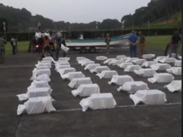 Senan incauta tres toneladas más de drogas, esta vez en Puerto Caimito