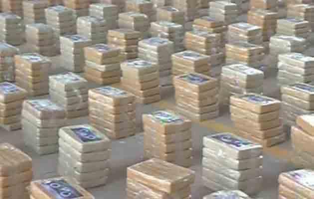 Detención preventiva para tres colombianos por presunta posesión de cocaína
