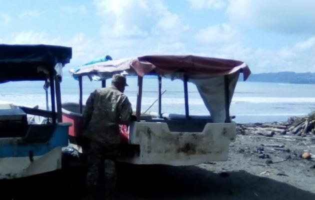 Muere ahogado norteamericano en playa La Barqueta