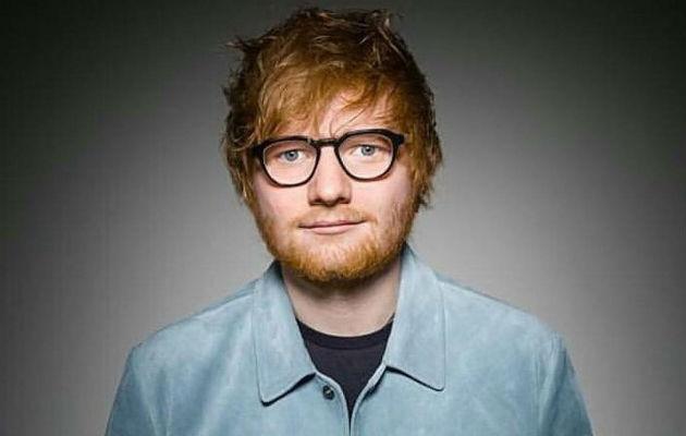 Demandan a Ed Sheeran por plagio