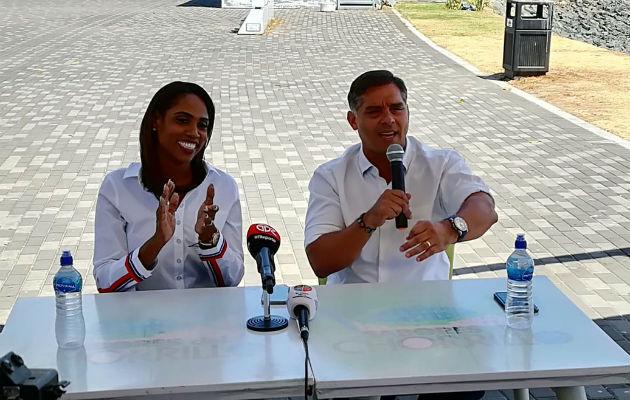 Edna Jaramillo será la vicealcaldesa de Adolfo 'Beby' Valderrama