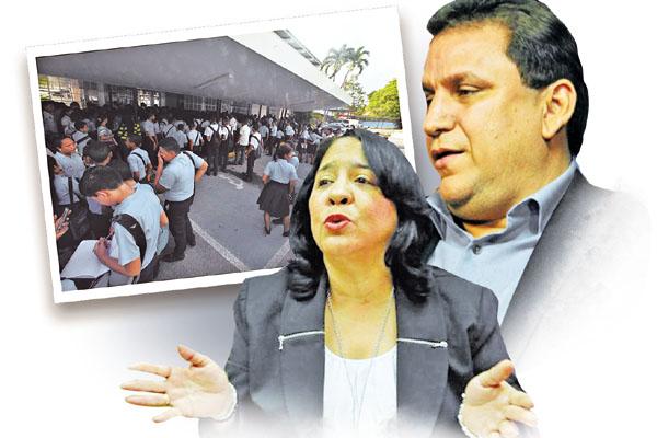 Educación, una materia reprobada del Gobierno