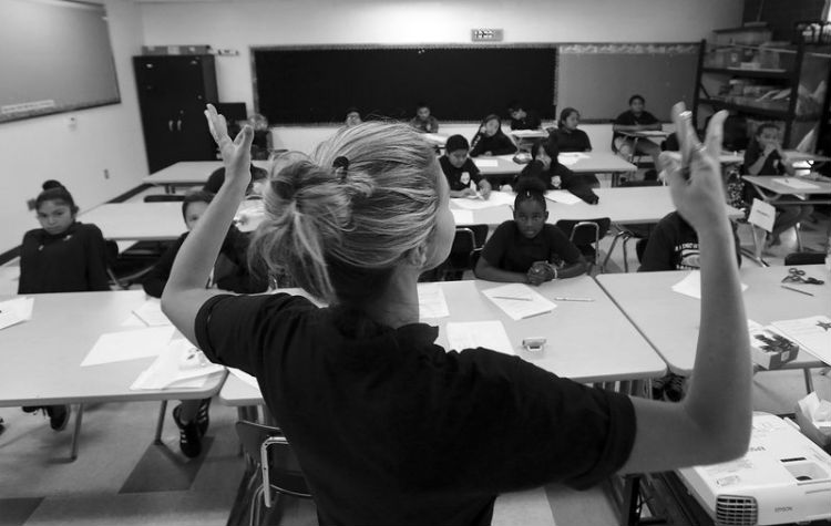 La responsabilidad de los docentes