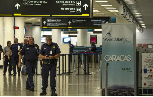 Reducen el horario en una terminal del aeropuerto de Miami por el cierre administrativo