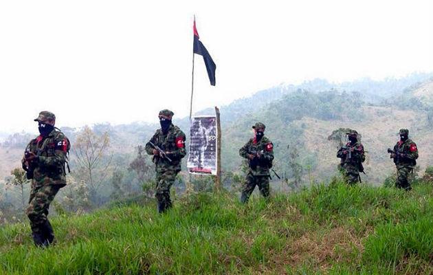 Un soldado muerto y otro herido en combate con el ELN, noreste de Colombia