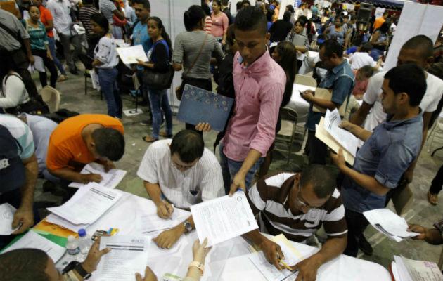Economía panameña no garantiza un empleo estable