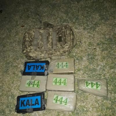 Más droga y un detenido en la Ermita de San Carlos