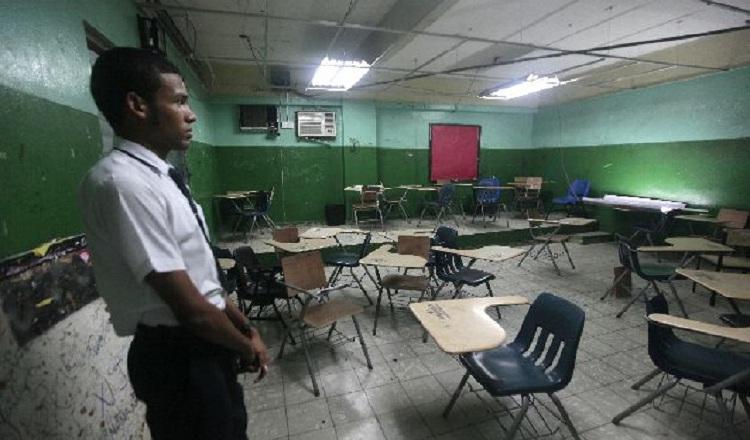 Meduca admite que no maneja las cifras de escuelas en mal estado