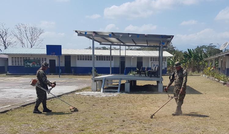 Meduca pide refuerzos a otras entidades para arreglar escuelas