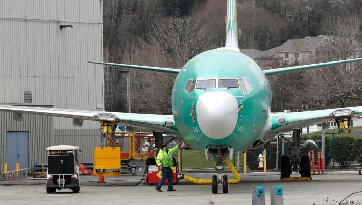 Boeing niega haber desactiva a propósito el sistema de alerta del  737 MAX