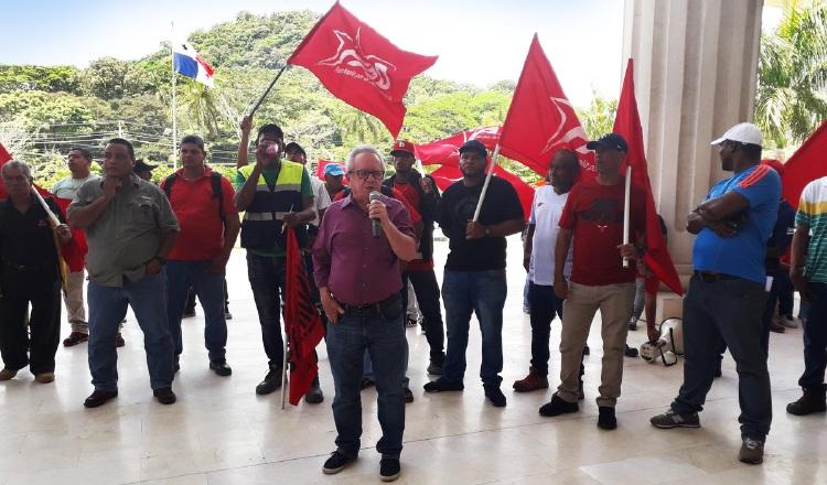 Magistrados del Tribunal Electoral no atienden pedido del Frente Amplio por la Democracia