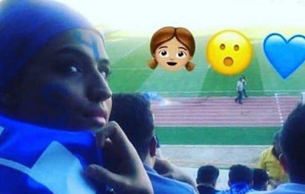 Muere fanática iraní que se inmoló tras ser detenida por intentar entrar a un estadio