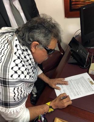 Jesús Santrich se encuentra en paradero desconocido después de que abandonara su esquema de seguridad el pasado 29 de junio,
