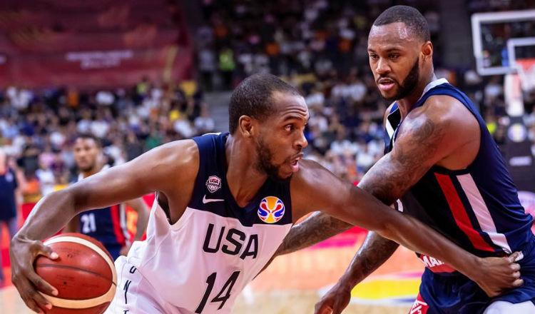 Francia elimina a Estados Unidos del mundial de baloncesto
