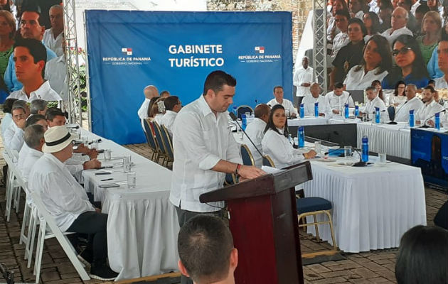 José Gabriel Carrizo: 'Necesitamos mejores inversiones y más visitas en el país'