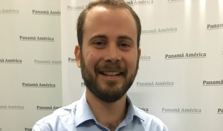 Gabriel Gutiérrez, gerente de operaciones de Uber para Panamá y el Caribe. Miriam Lasso