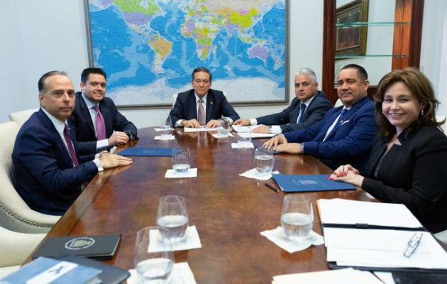 Salir de la lista gris del Gafi es el objetivo de la estrategia de los tres órganos del Estado