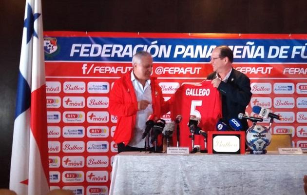 Américo Gallego: 'Soy un técnico ganador, ¿por qué me tiene que fallar acá?