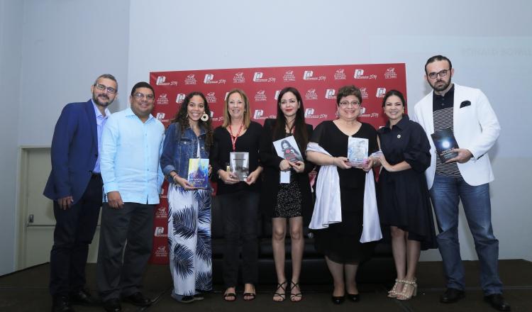 Entregan obras editadas de los ganadores del Concurso Nacional de Literatura Ricardo Miró 2018