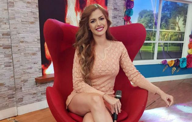 Génesis Arjona no quiere que la comparen con la panameñista Katleen Levy