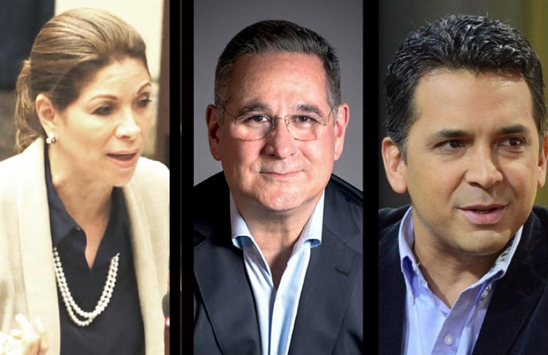 Ana Matilde Gómez, Marco Ameglio y Ricardo Lombana oficialmente candidatos presidencias por la libre postulación