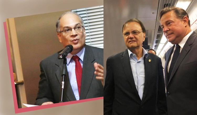 Juan Carlos Varela y Roberto Roy retan criterio del procurador de la Administración