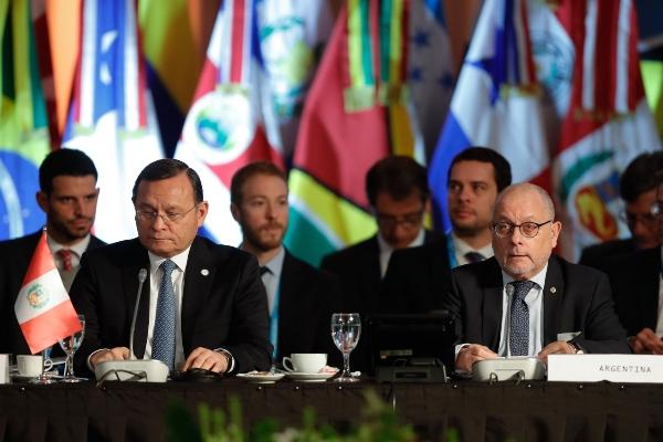 El Grupo de Lima investigará las conexiones de Nicolás Maduro con