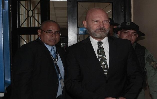 Expectativa por liberación del exdirector de la Policía Nacional Gustavo Pérez