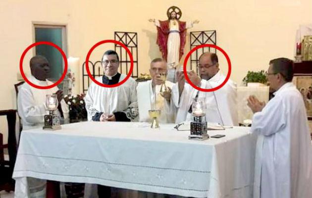Ministerio Público investiga a sacerdotes por supuesto delito contra la libertad sexual