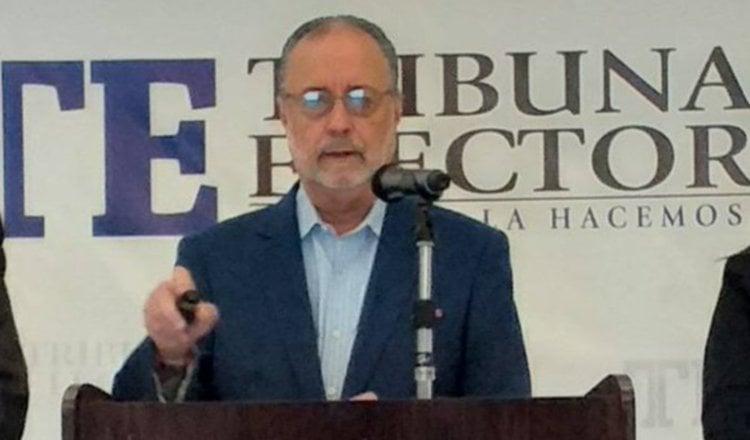 Jorge Hernán Rubio pone presión sobre magistrados del Tribunal Electoral