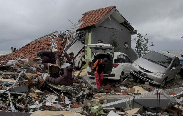 Panamá se solidariza con Indonesia tras tsunami